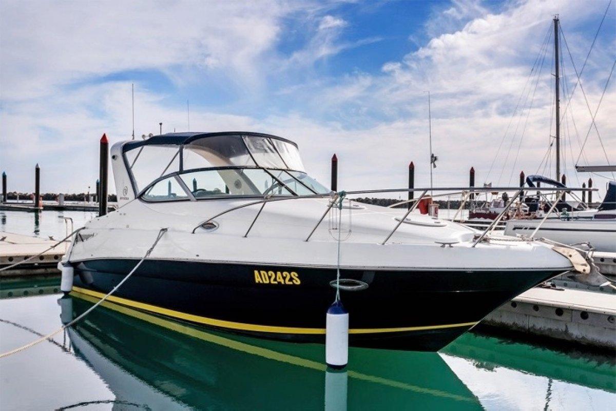 Riviera M290 Sport Cruiser New engine