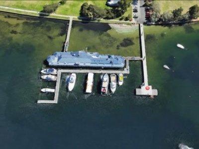 20 metre pen lease handover at JOE JOES Marina