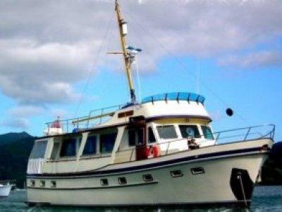 Cheoy Lee 17 Motor Yacht