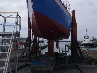 Custom Yacht - Steel - Ketch
