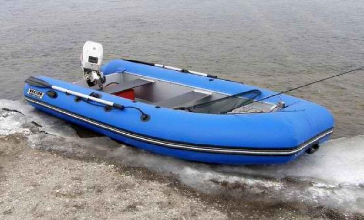 Vector Ribboat RIB 350
