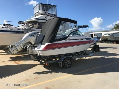 Southwind SR17 great fishing family boat