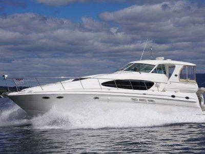 Sea Ray 48 Motor