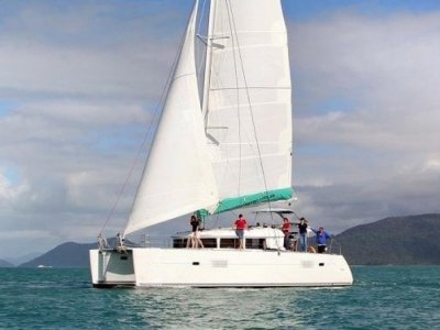 Lagoon 400- Click for more info...
