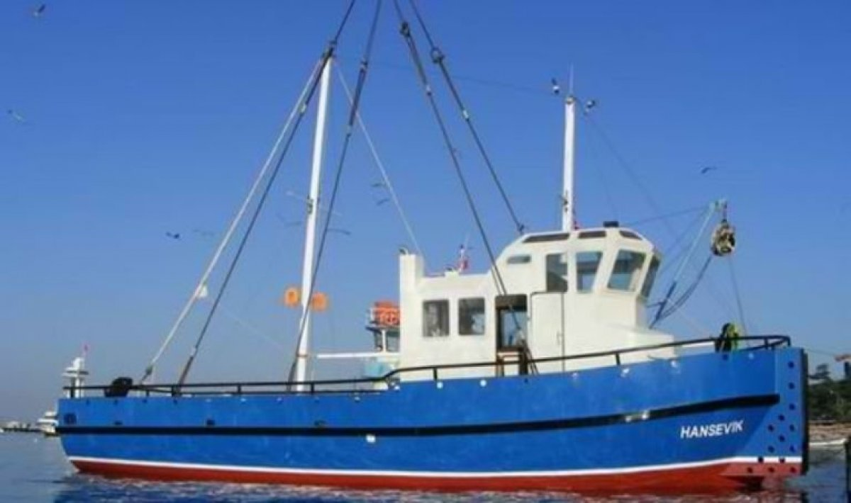 15m Tug Boat
