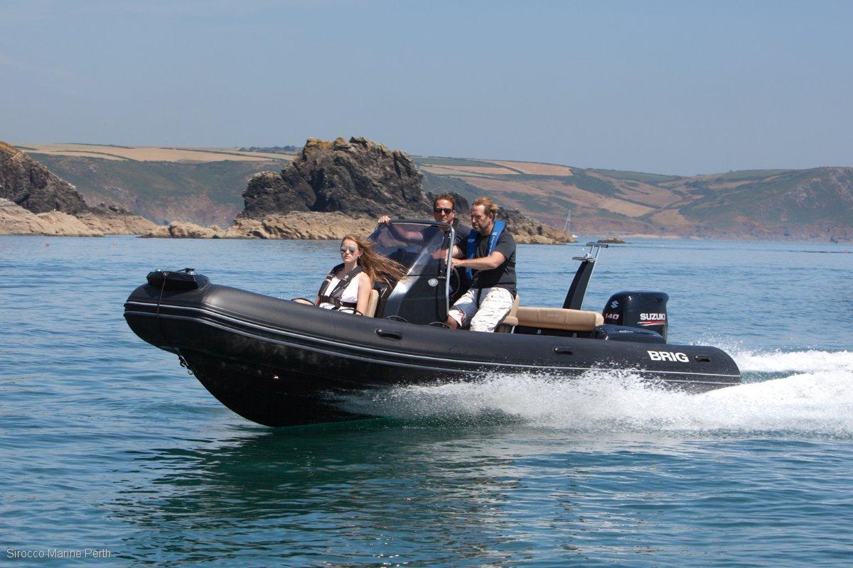 Brig Eagle 580 Rigid Inflatable (RIB)