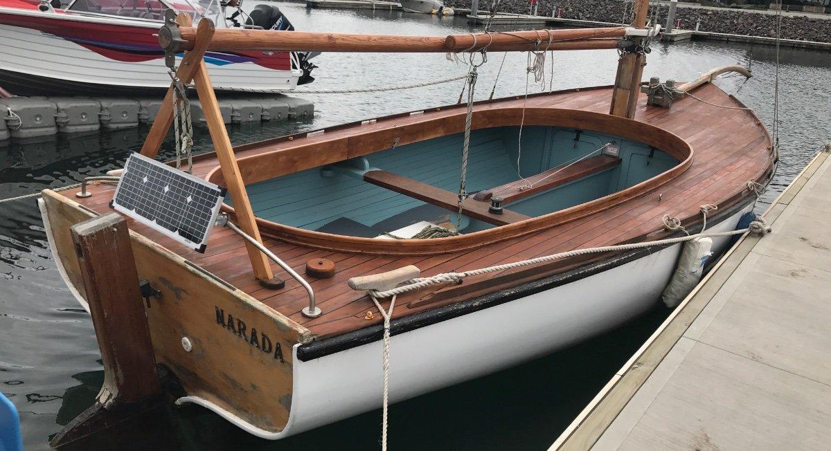 Couta Boat 24