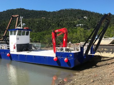 11.95m Workboat -