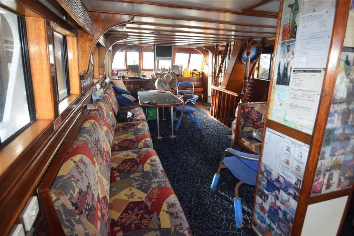 Passenger Charter Vessel