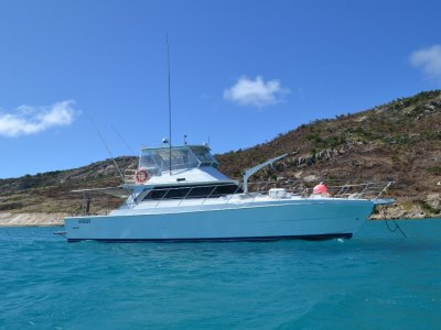 Randell 55 in survey charter vessel