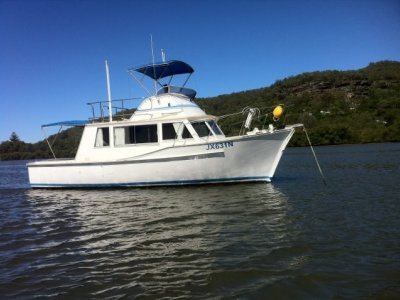 Bracken 28 Flybridge