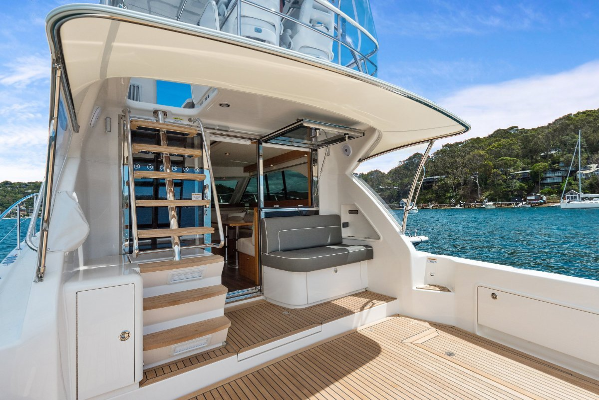 Riviera 43 Flybridge MAKING WAY FOR NEW STOCK - MUST GO