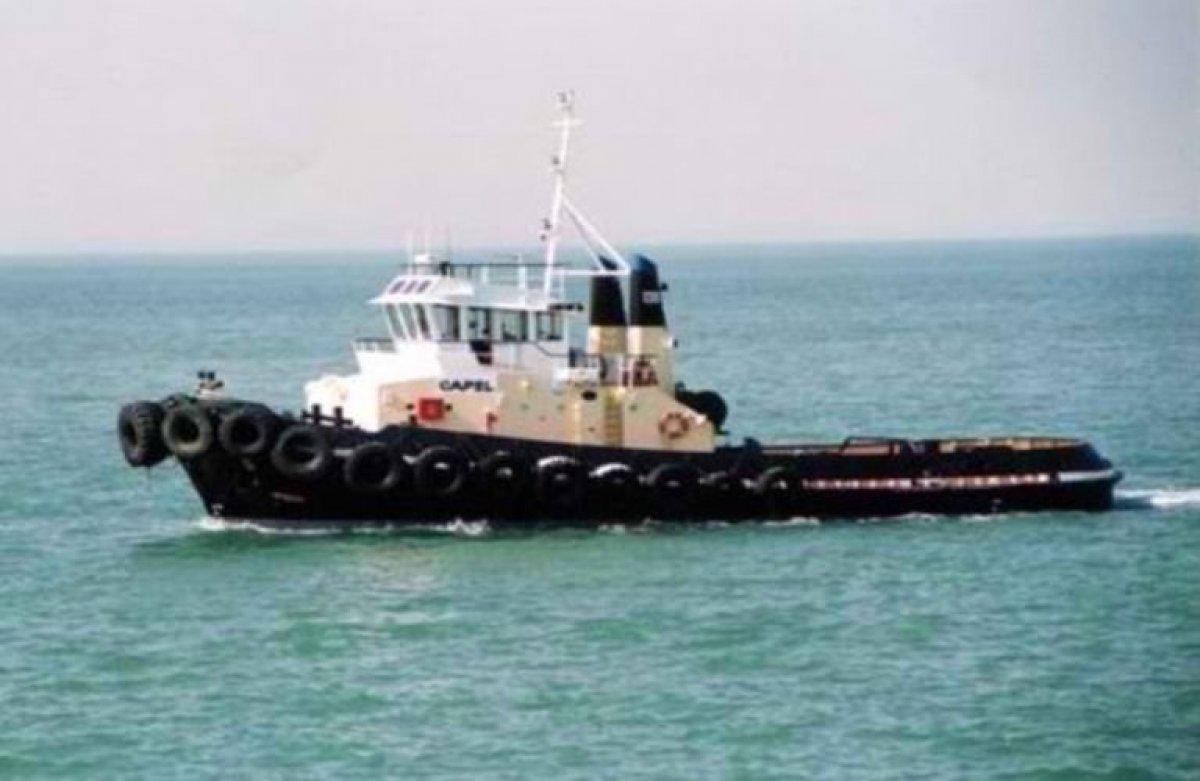 25.68m Twin Screw Tug