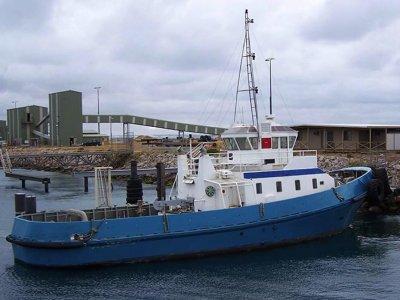 28TBP 23.88m Twin Screw Harbour Tug - TG0643