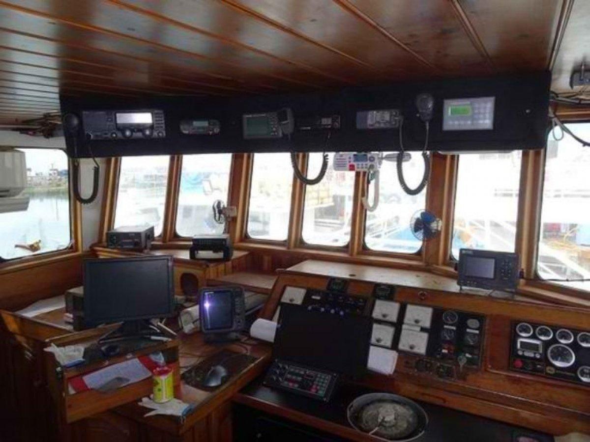 21.1m Fishing Vessel