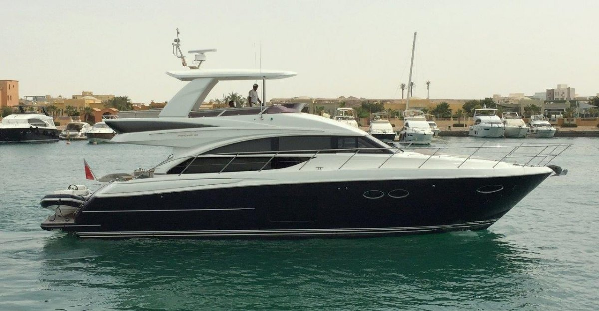 Princess 56 Flybridge For Sale Ensign Yacht Brokers
