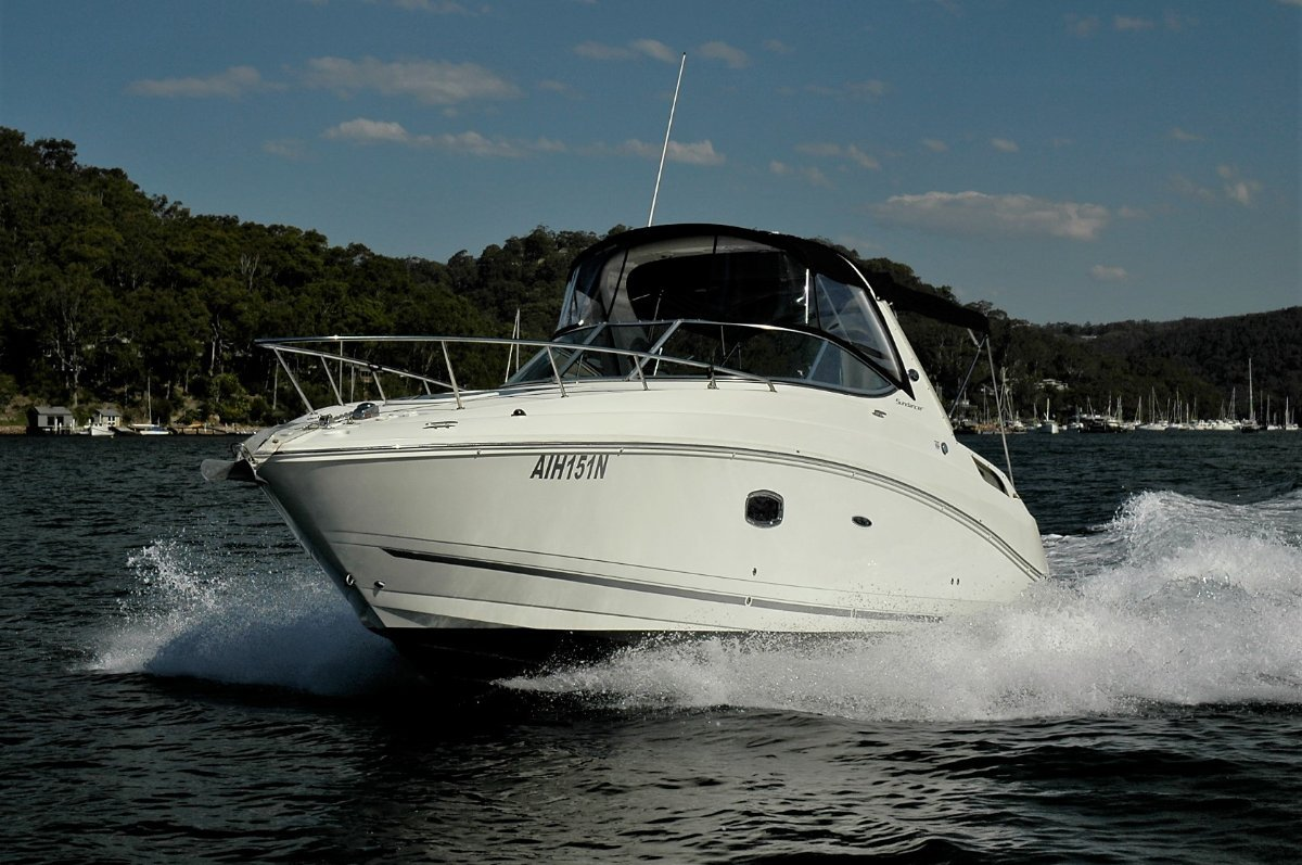 Sea Ray 280 Sundancer - SOLD
