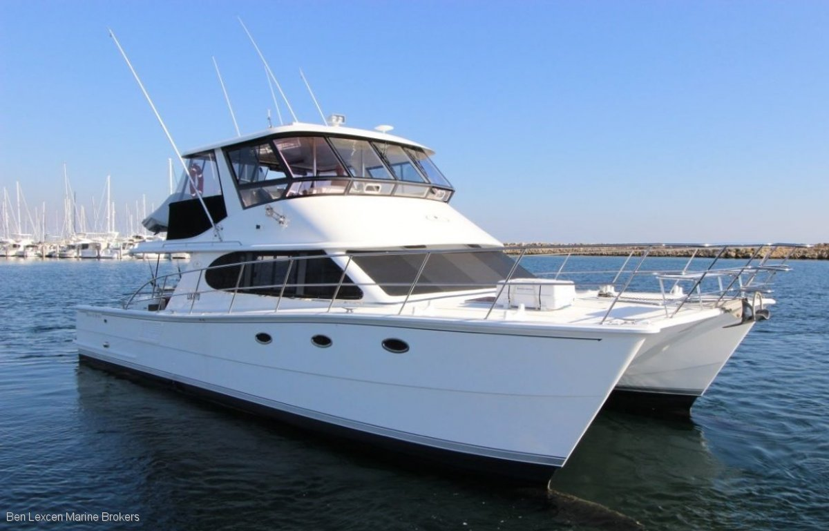 Brava 45 Power Catamaran