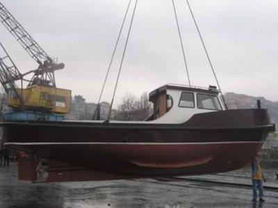 10m Mooring Boat