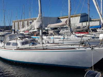 Duncanson 35 Racer/Cruiser priced for a quick sale!
