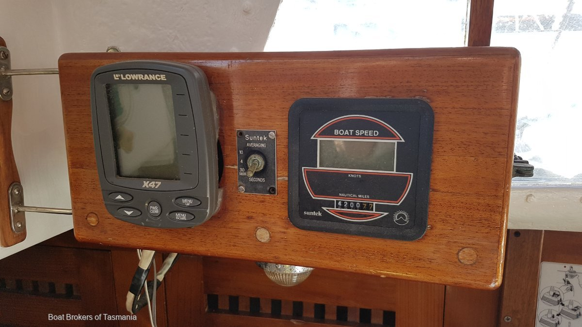 Odyssey 2001 Duncanson 35 Racer/Cruiser priced for a quick sale! Boat Brokers of Tasmania