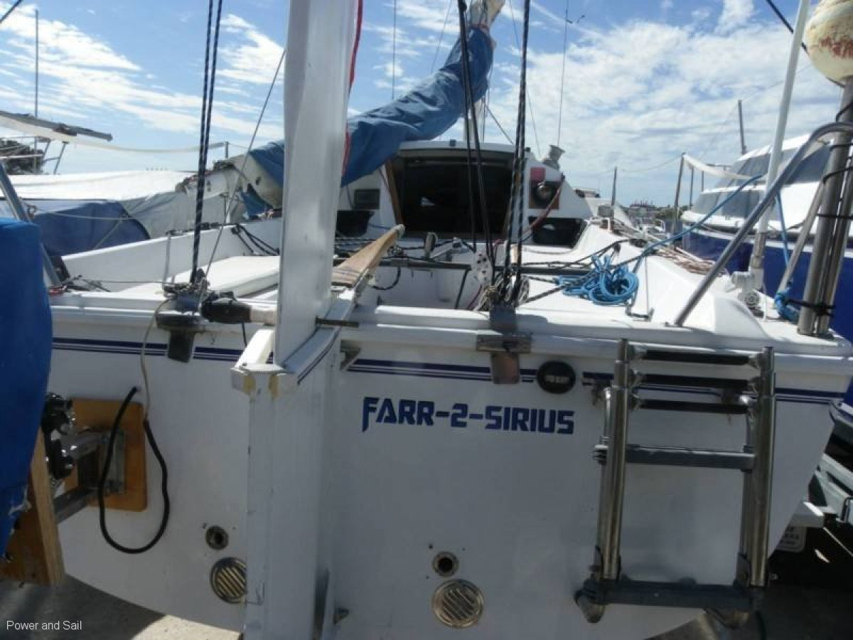 Farr 740 Sport The Porsche of trailer sailors
