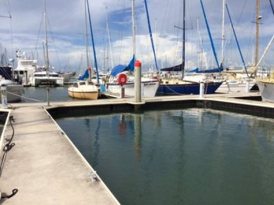 13.5 Meter Monohull Berth - Manly Qld