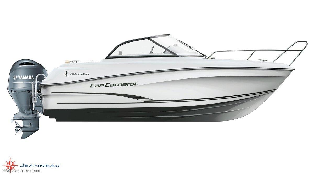 Jeanneau Cap Camarat 5.5 BR (NEW)