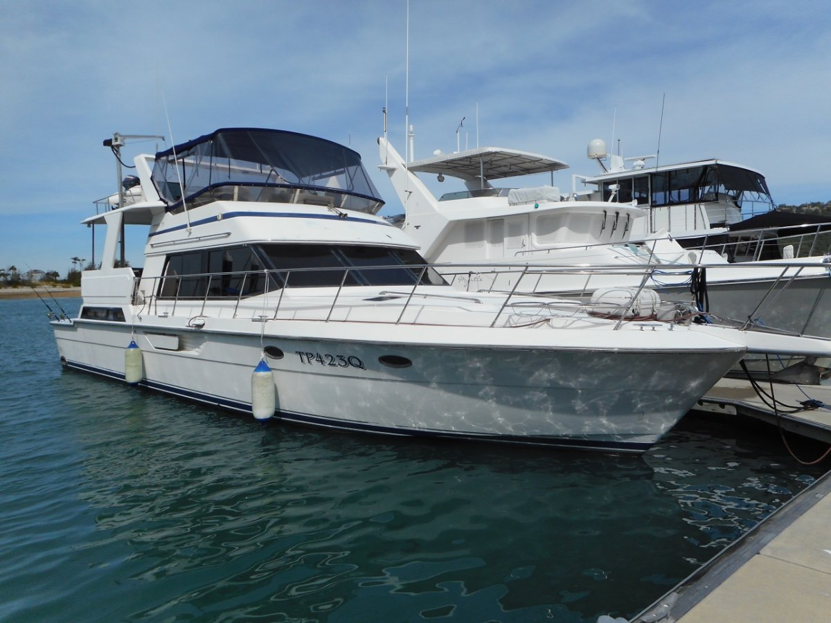 Dyna 53 Motor Yacht PRICE REDUCED!!!
