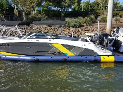 FAB Dock - to suit boat up to 27ft