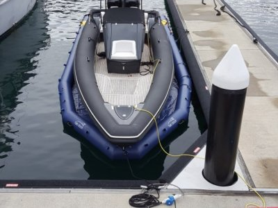 FAB Dock for 10m Rib with outboards REDUCED