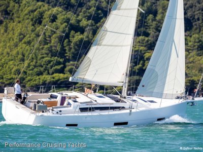 Dufour Grand Large 430