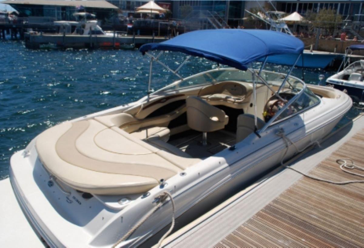 Sea Ray 230S Bowrider - 1/5 Share @ $5,250