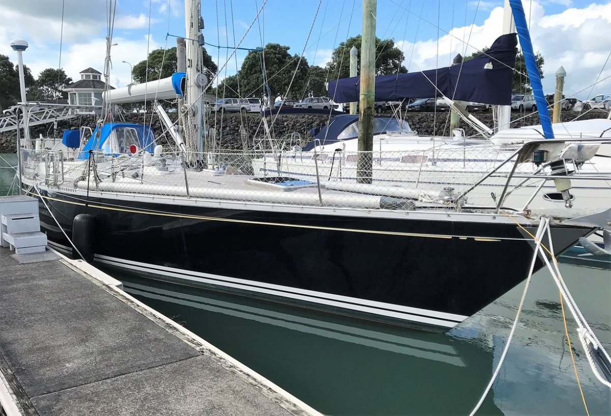Nautor Swan 44 - Re-fitted 2012