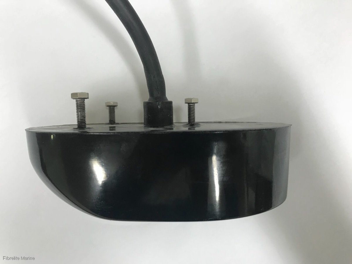 200B - 8B TM Transom Mount Transducer and Fairing Package