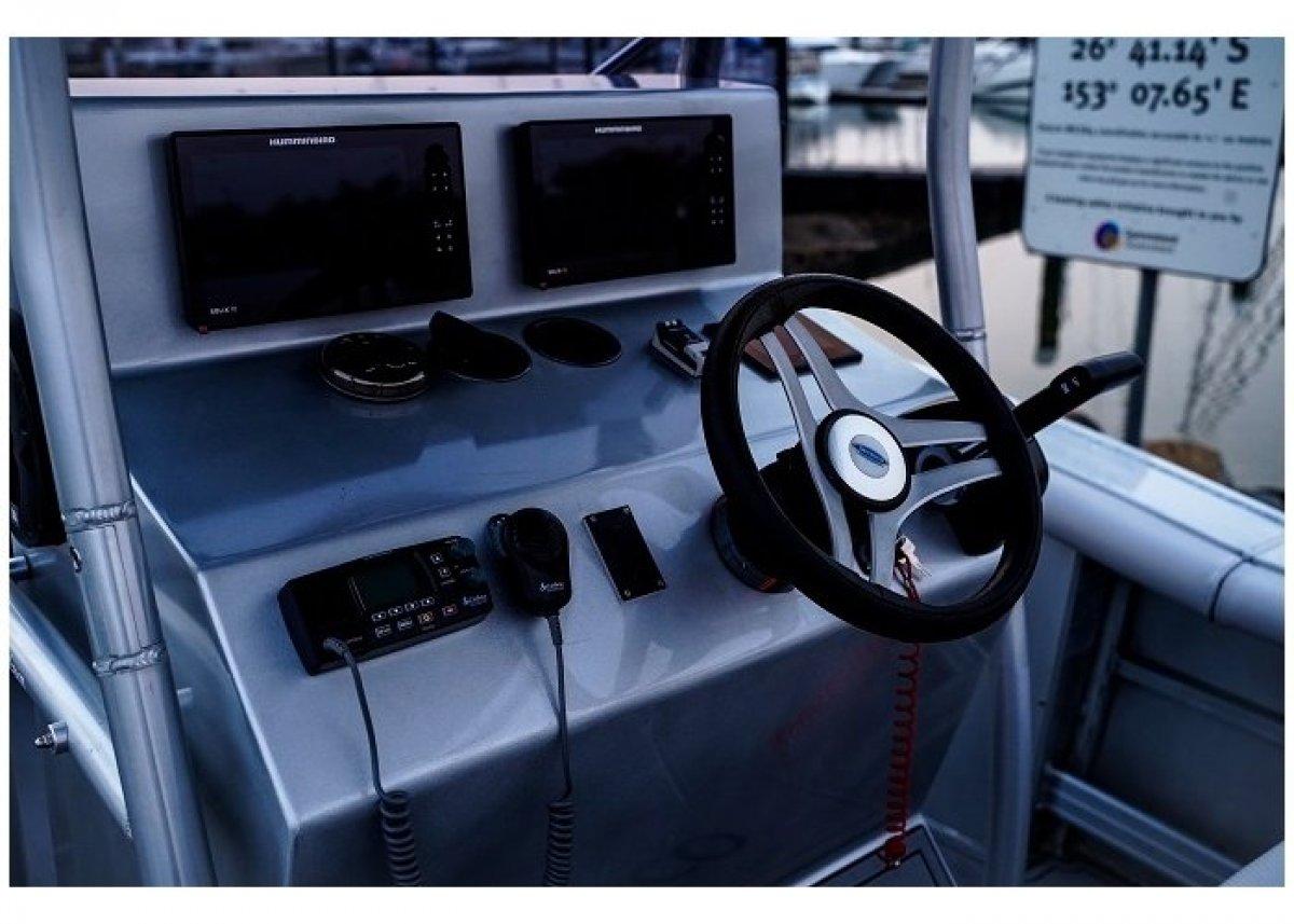Stessco Albacore 620 Centre Console
