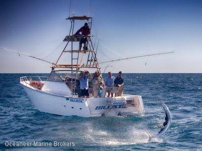 Charter / Work Boat in 2C Survey