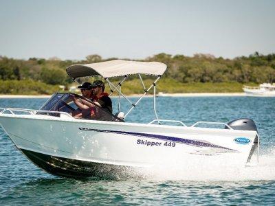 Stessco Skipper 469 Runabout