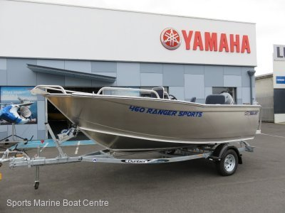 Sea Jay 4.60 Ranger Sports