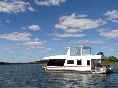 Custom Made Houseboat - in commercial survey