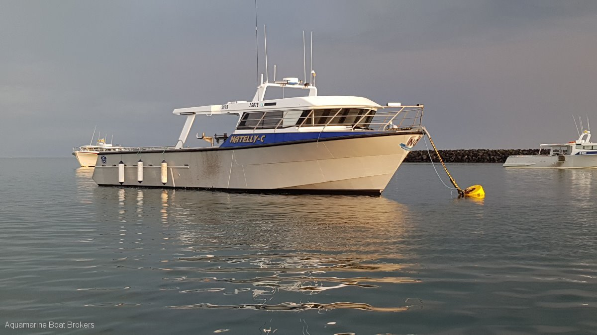 Legend Boats - UNDER CONTRACT SIMILAR VESSELS REQUIRED URGENTLY
