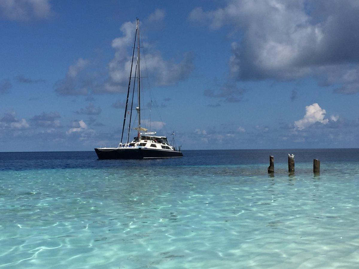 Crowther Sailing Catamaran 56ft Ownersversion Aluminium