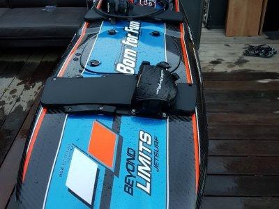 Jet Surf Factory GP100 blue