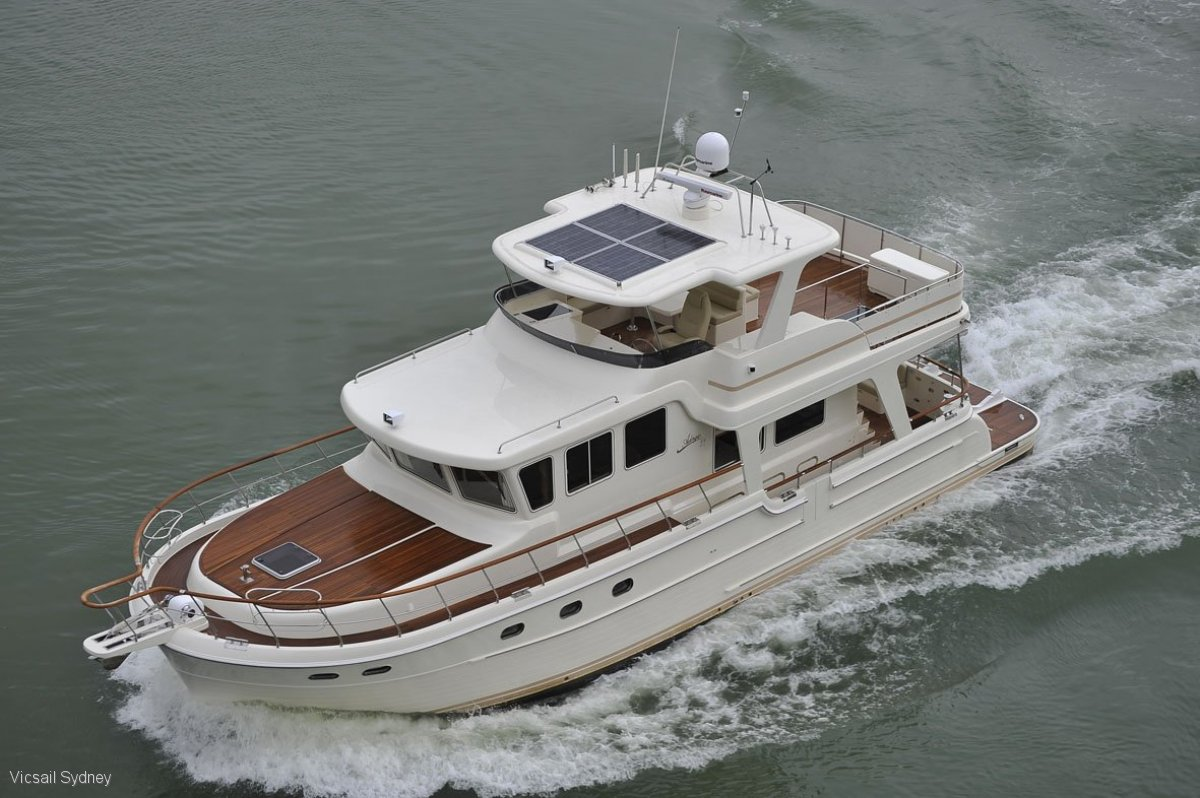 Adagio Yachts Europa 55