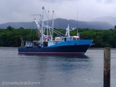 Custom Prawn Trawler