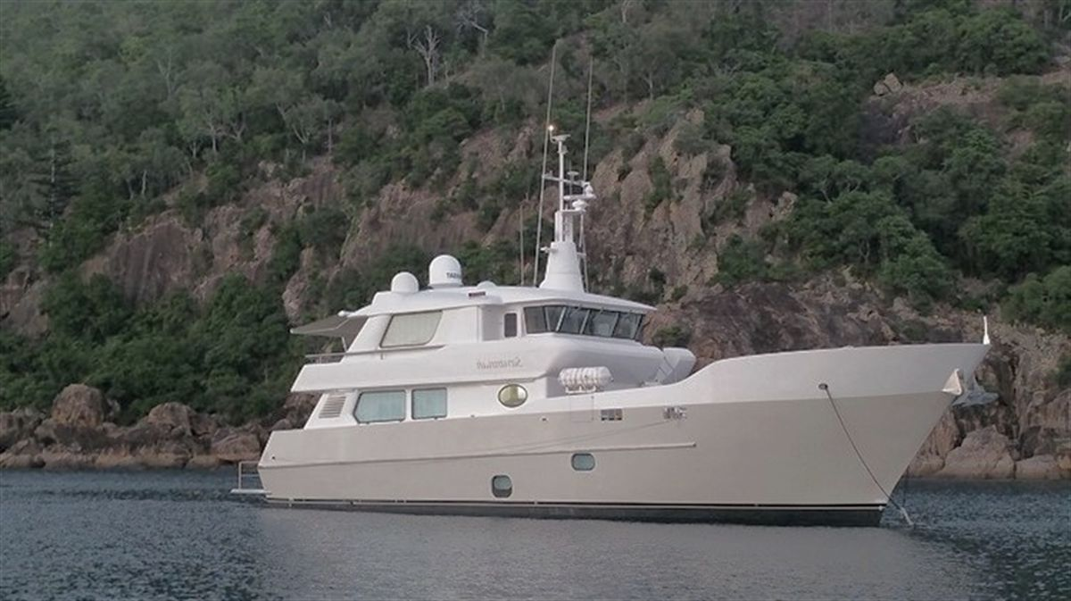Expedition 82 Motor Yacht