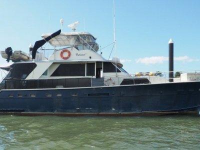 Hatteras 58 Yacht