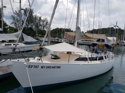 Adams 40 Cruising Yacht for Sale in Asia