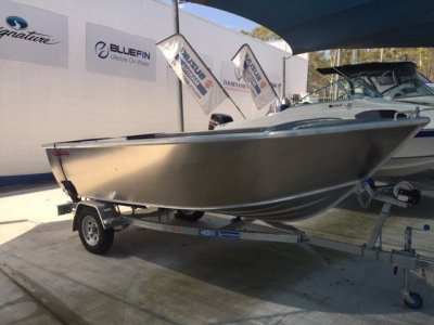 Aquamaster 4.20 Heavy Duty Open Hull Only