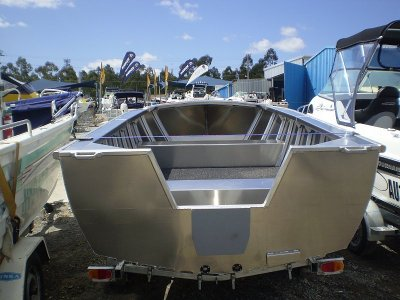 Aquamaster 4.40 Open Hull Only